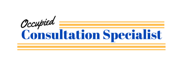 Occupied Consultation Specialist Logo